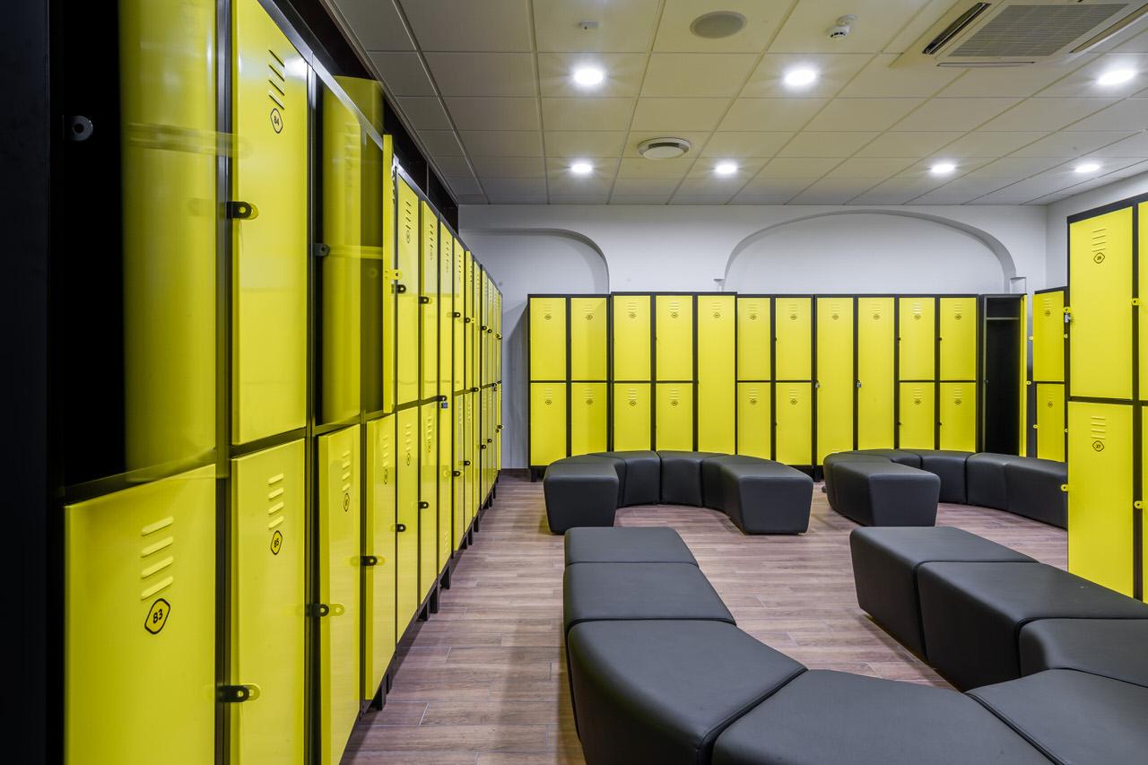 Sporto klubo Lemon Gym baldai_5